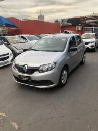 Sandero authentique 1.0 flex 2015/16 - 2016