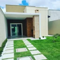 RESIDENCIAL VILA VERDE, casa plana com 8 metros de frete, pertinho da Washington Soares
