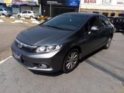 """EM/ Honda Civic Lxr 2.0 Flexone """" Veiculo Todo Original """" - 2014"""