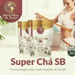 Super chá Sb Maravilhas da Terra