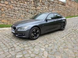 BMW 320i 2.0 Turbo Sport, só 47 mil KM rodados!