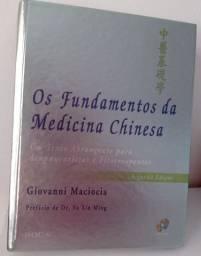 R$ 280,00 -  Livro - Os fundamentos da Medicina Tradicional Chinesa