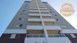 Apartamento com 2 dormitórios à venda, 62 m² por R$ 242.500,00 - Canto do Forte