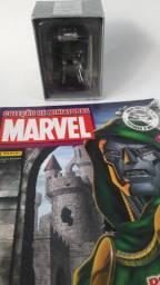 Coleção Miniatura Metal Marvel Doutor Destino - Oportunidade!
