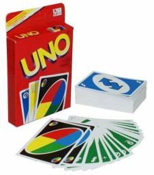 Jogo Uno com 114 cartas