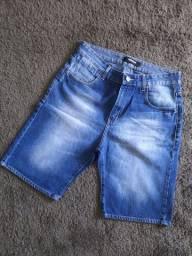 Bermuda masculina Jeans Aditive