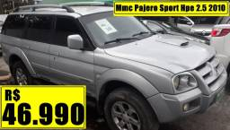 Mmc Pajero Sport Hpe 2.5 2010