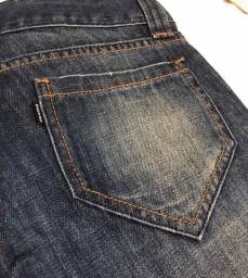 Calça Jeans - COM ETIQUETA - Marca: Dhor Rio - Tamanho: 38