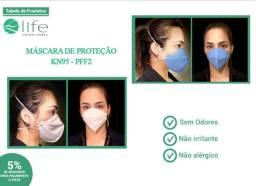 Máscara de Proteção KN95 - PFF2 (Grupo Perlatenda)