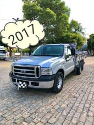 Ford F350 2017 Unico Dono