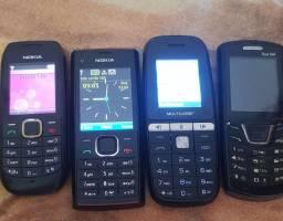 Vendi esses celulares