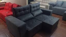 Título do anúncio: Sofa retratil reclinável direto da fabrica cm entrega grátis
