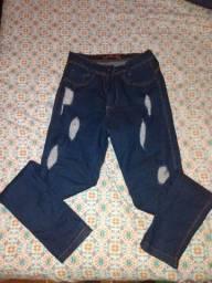 Título do anúncio: Calça jeans