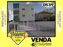 Altiplano, 2 qts, st, 62m², Nascente, R$ 165.000, Venda, Apartamento, João Pessoa