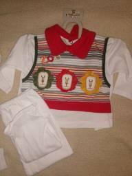 Roupinhas de bebê RN