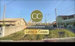 Título do anúncio: M 950*Terreno amplo pronto para construção em Unamar.