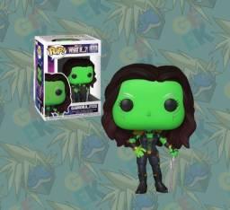 Título do anúncio: Funko Pop! Marvel What If?? - Gamora, Daughter of Thanos #873 - Original
