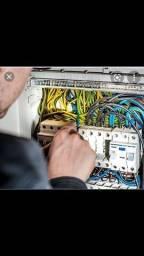 Eletricista predial,residencial e industrial