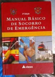 Livro Manual Básico de Socorro de Emergência