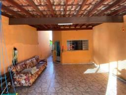 Casa à venda com 2 dormitórios em Jardim cidade nova (nova veneza), Sumaré cod:CA1062