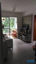 Apartamento à venda com 2 dormitórios em Vila santos, São paulo cod:618066
