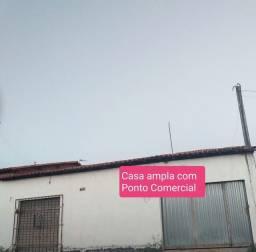 Título do anúncio: Troco Casa de Esquina  no Jacinta Andrade (Ponto comercial e 03 quartos)