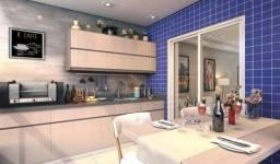 Apartamento à venda, 61 m² por R$ 260.000,00 - Aviação - Praia Grande/SP