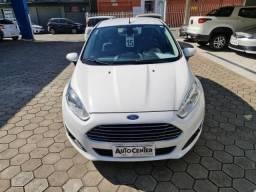 Ford Fiesta TITANIUM 1.6 AUT