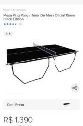 Mesa Ping pong oficial KLOPF
