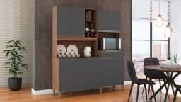Cozinha Compacta Ronipa Merlot