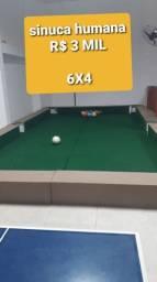 sinuca humana snooker ball