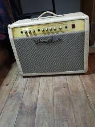 Amplificador de violão Warm Music Europa  Accord 70