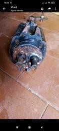 Picos injetor e bomba do basculante