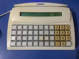 Teclado Programável Gertec TEC-E 44Dis