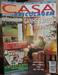 Revistas Casa Bricolagem