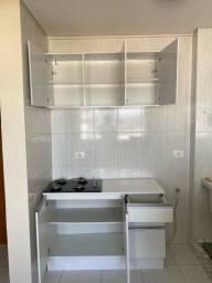 Kit cozinha armário aéreo + armário para cooktop