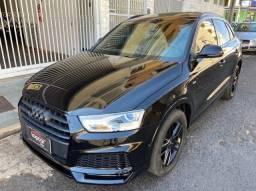 Audi Q3 1.4 Black Edition 18/18 Muito Nova Impecável Extra!!!!