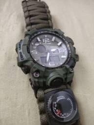 Relógio sobrevivência