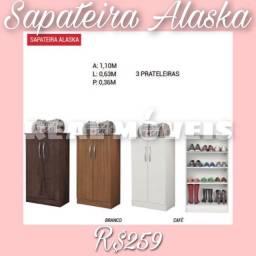 Sapateira Alaska sapateira Alaska sapataria Alaska -029491