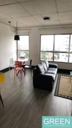 Título do anúncio: Apartamento COMPLETAMENTE MOBILIADO para Locação Campo Belo, São Paulo