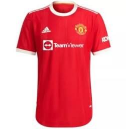 Título do anúncio: Camisa Manchester United 20/21