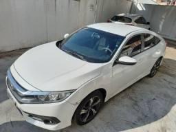 Honda Civic Exl Cvt único dono