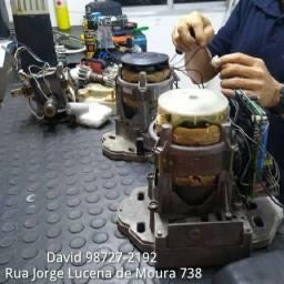 Título do anúncio: Motor de portao; trabalhamos com manutenção de motor de portão de garagem