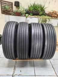 pneus de caminhao 295-80-22,5 para rodar