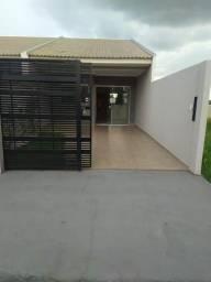 casa c/ entrada e documentação 100 % parcelada, jardim iguaraçu !!!