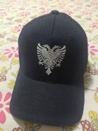 Título do anúncio: Boné Cavalera Águia Preto