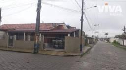 Título do anúncio: Casa com 2 dormitórios à venda, 140 m² por R$ 300.000 - Machados - Navegantes/SC