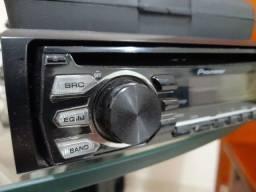 Título do anúncio: Rádio automotivo pioneer DEH-X1780UB