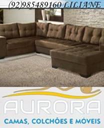 Título do anúncio: sofá grande \\\frete gratis*****