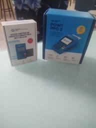 Máquinas do Mercado Pago- Point Pro e Point Mini
